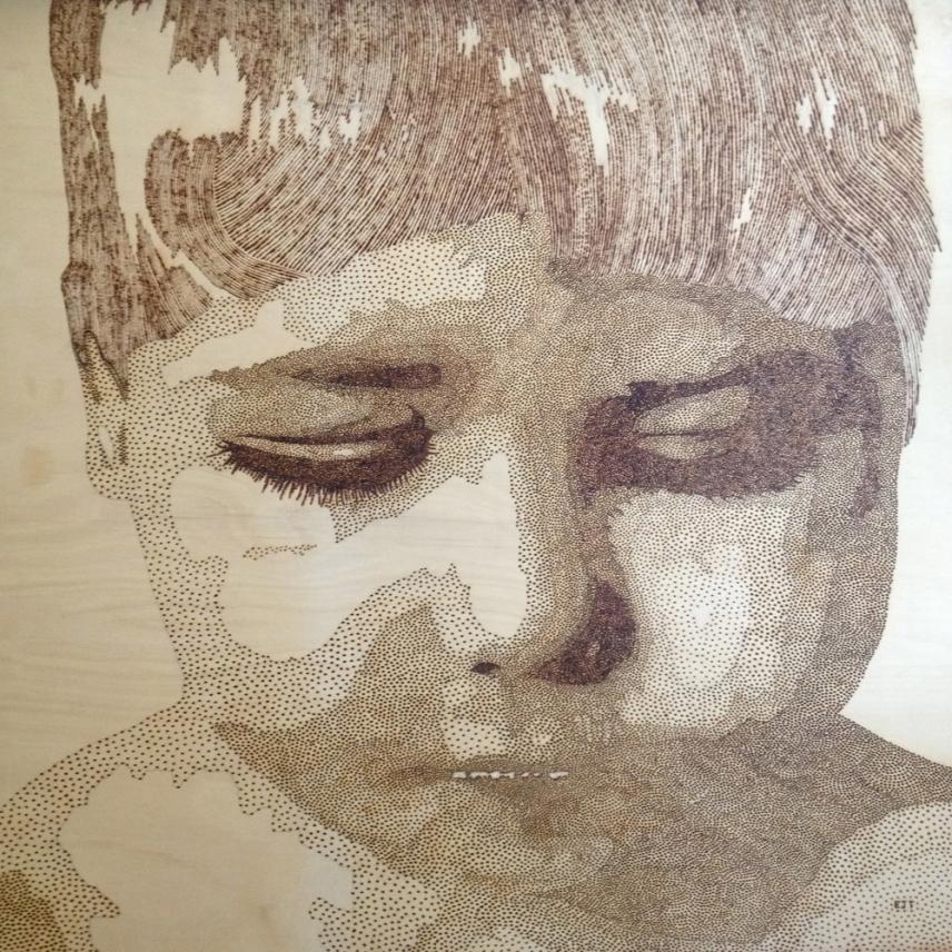 miles portrait